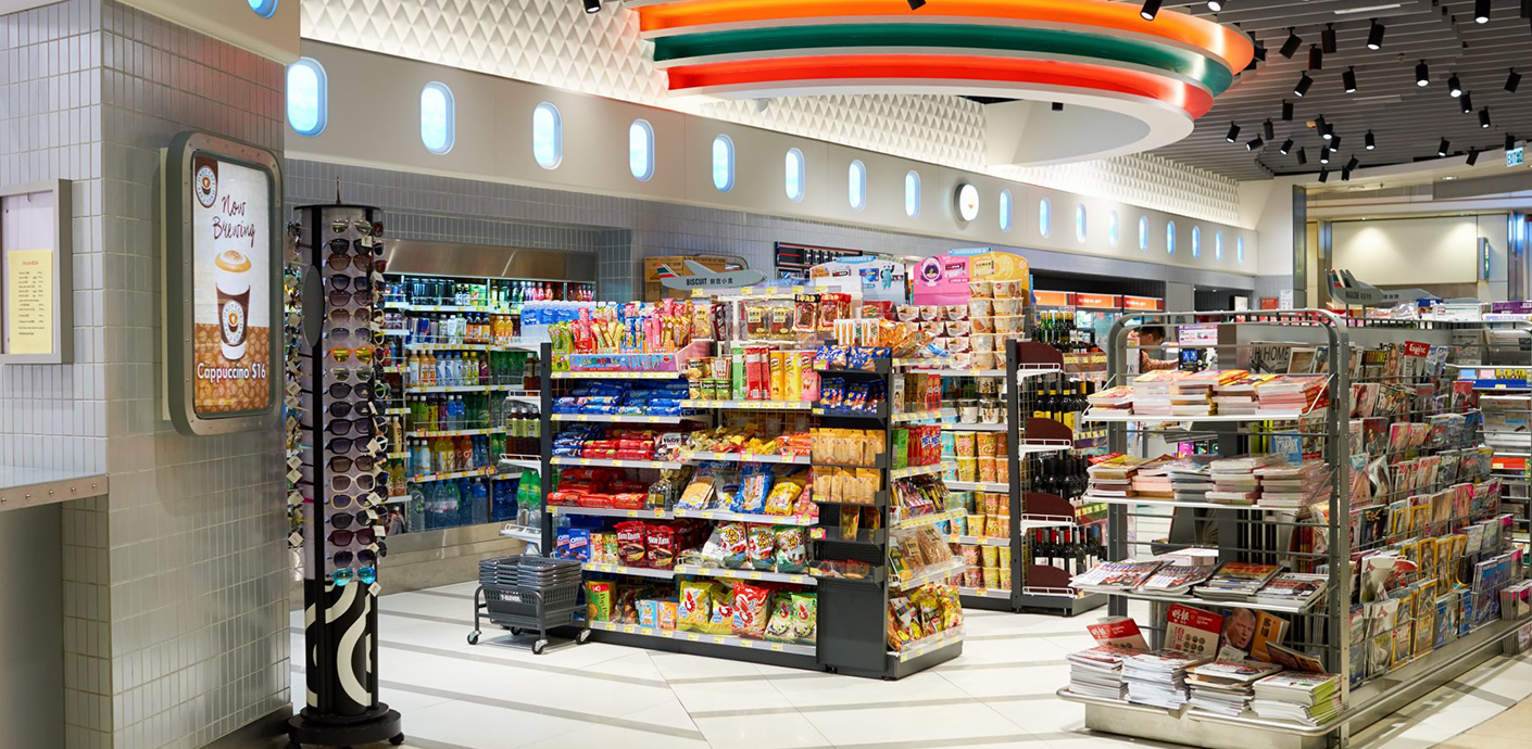 Global Convenience Store Chain