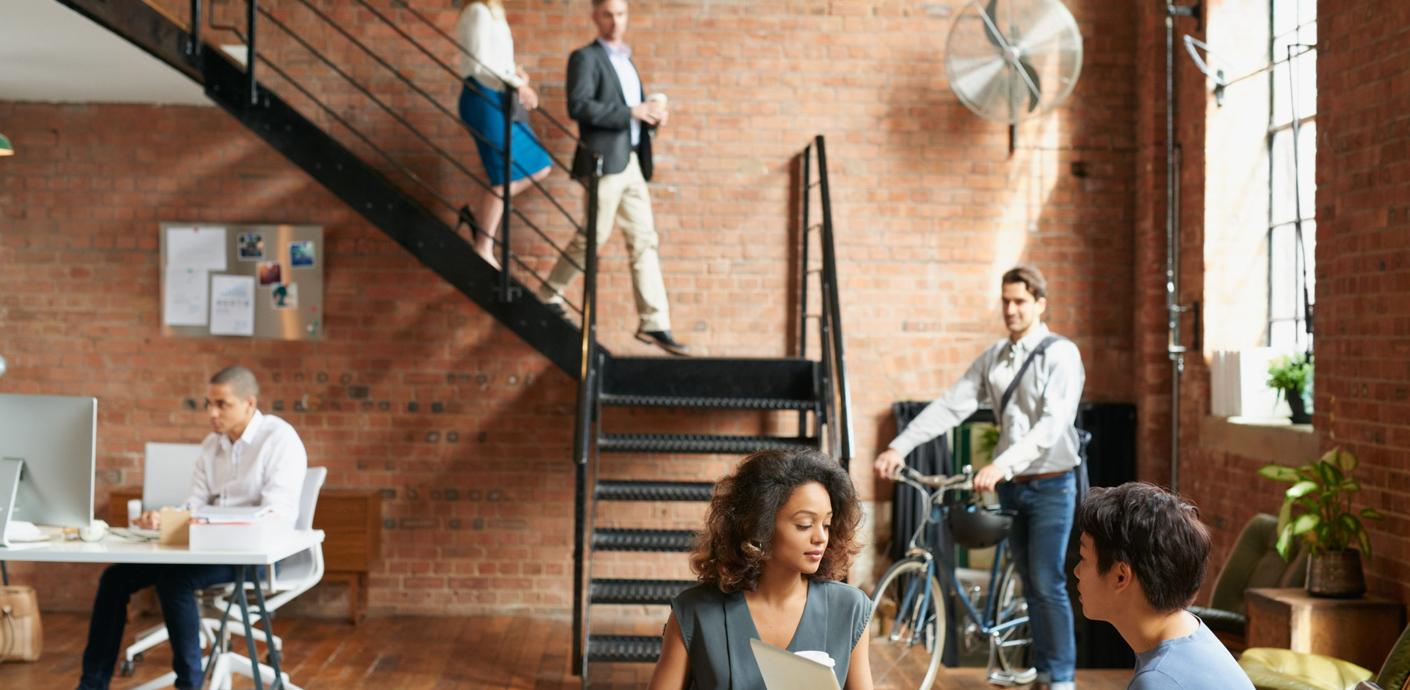 The New Workplace – Autonomy & Flexibility