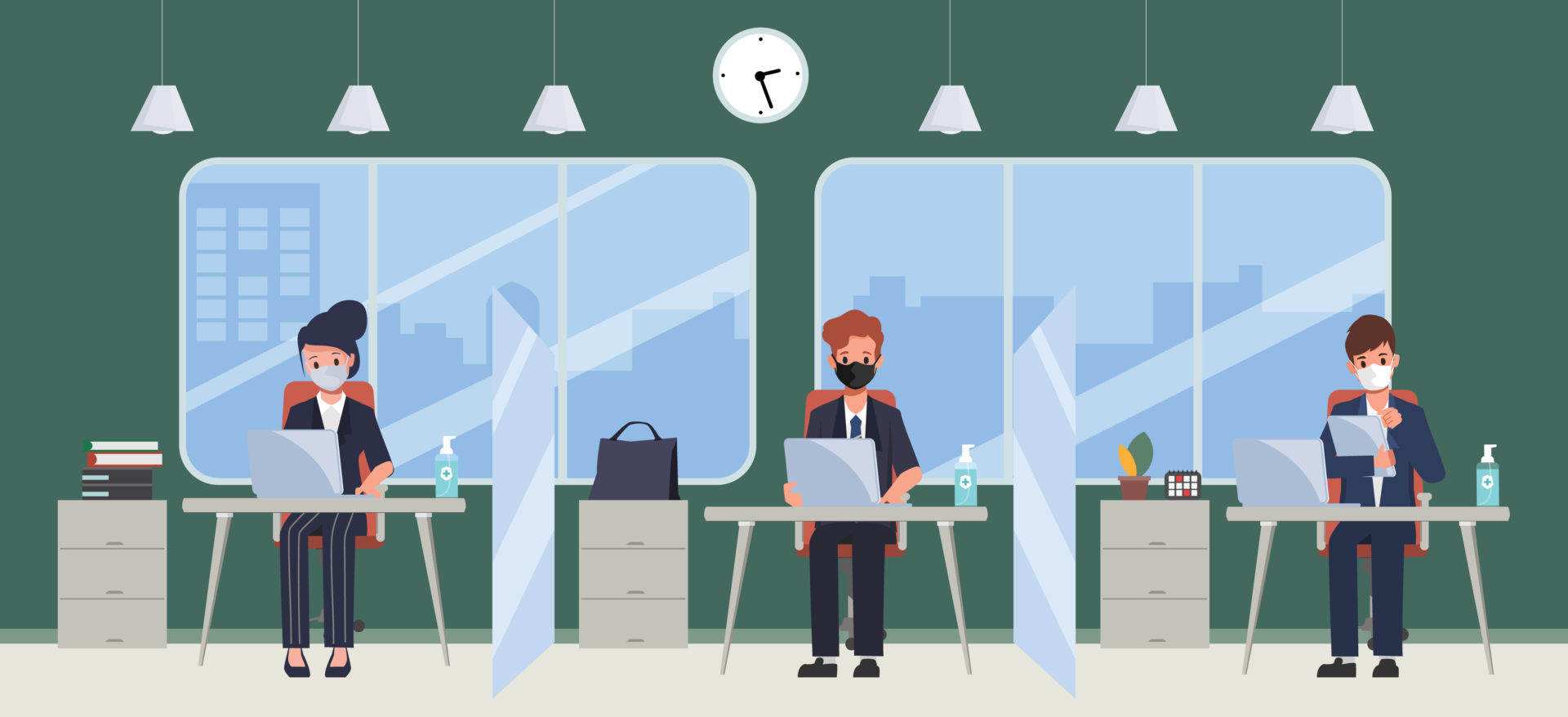 Six Elements of a Successful Return to the Workplace Strategy