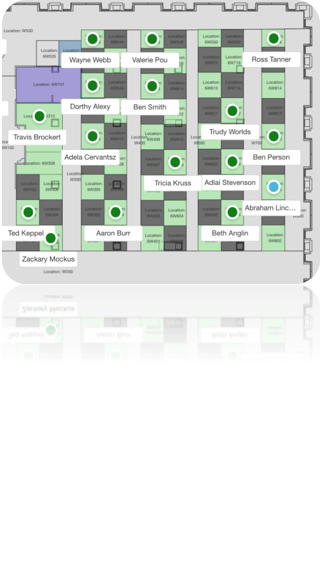 Floor Map Visibility