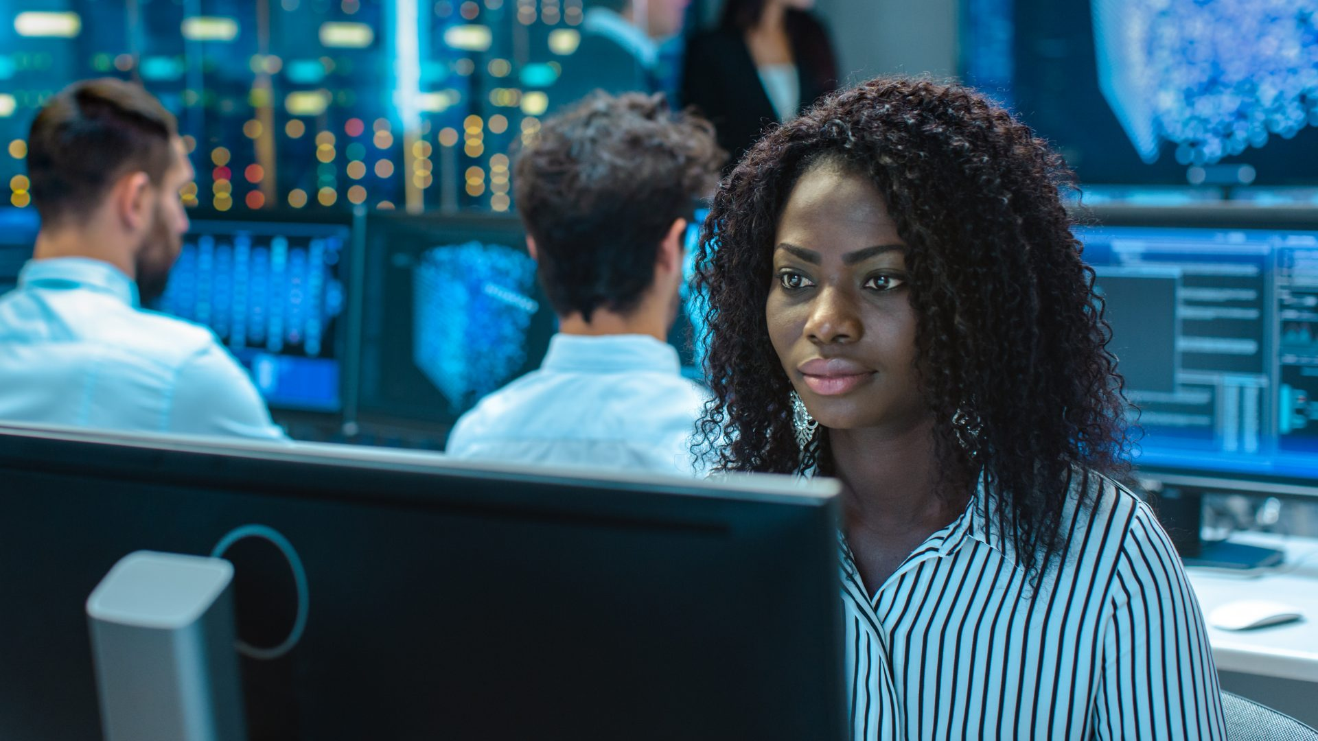 OT Cyber Security in the Connected Workplace