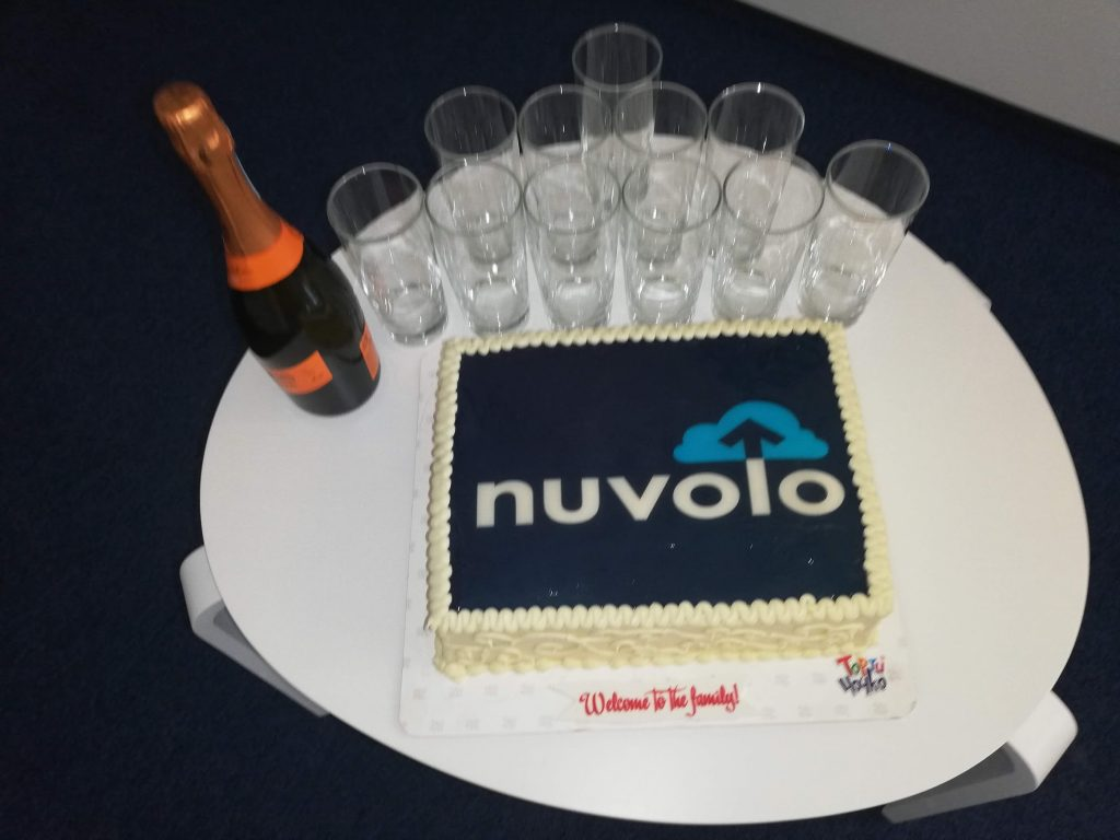 Nuvolo Offices Around the Globe