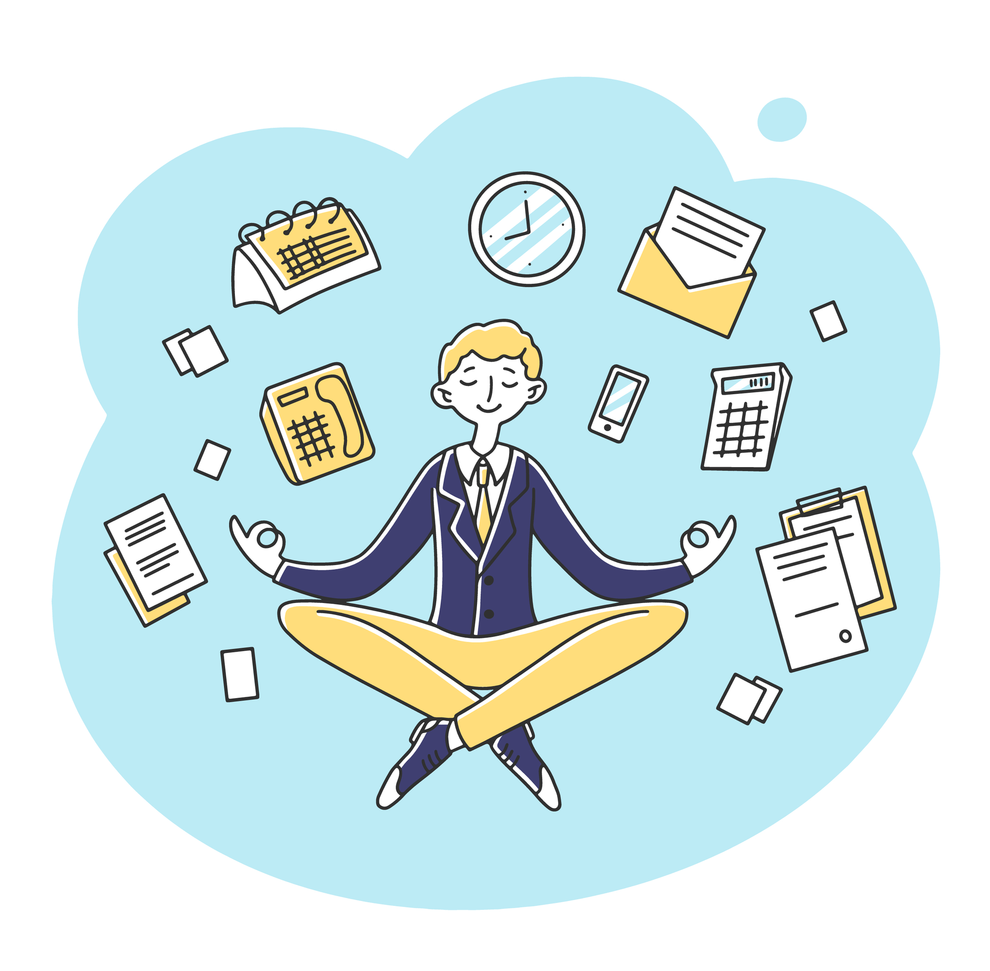 10 Ways the Connected Workplace Creates Zen
