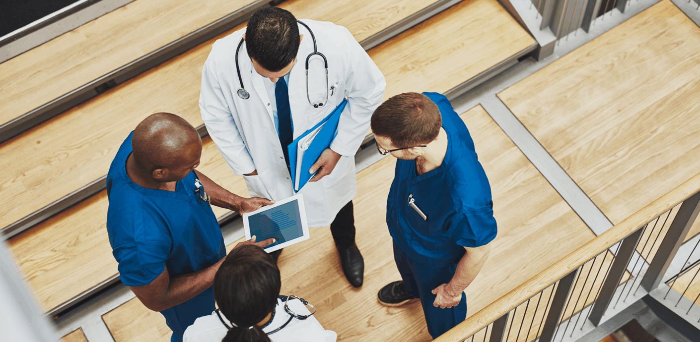 Parkland Health & Hospital System Creates One Platform for Hospital Services