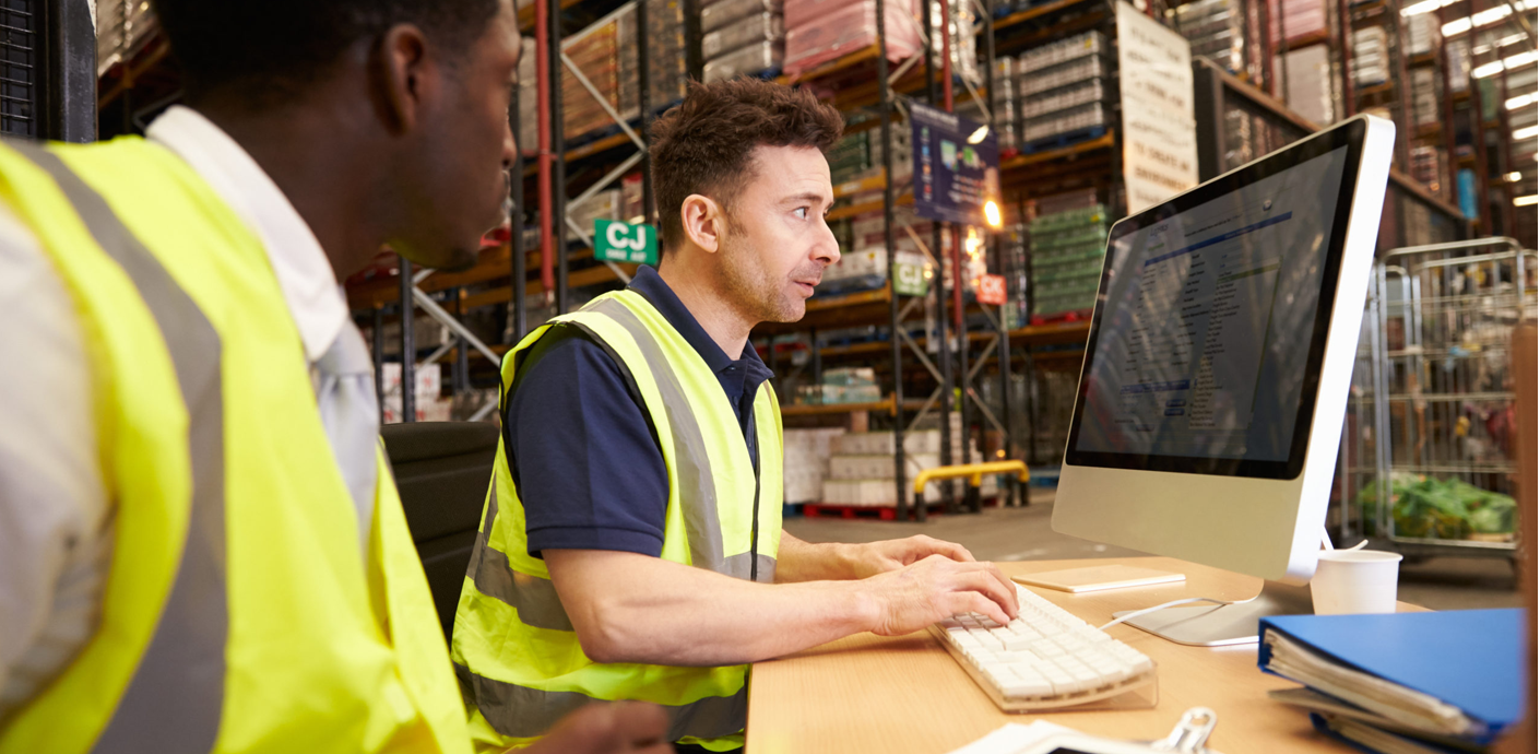 Warehouse Management in the Connected Workplace