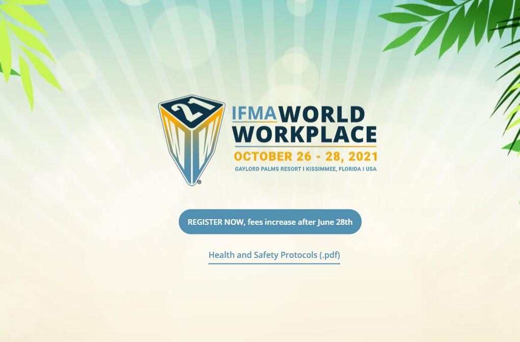 IFMA World Workplace 2021