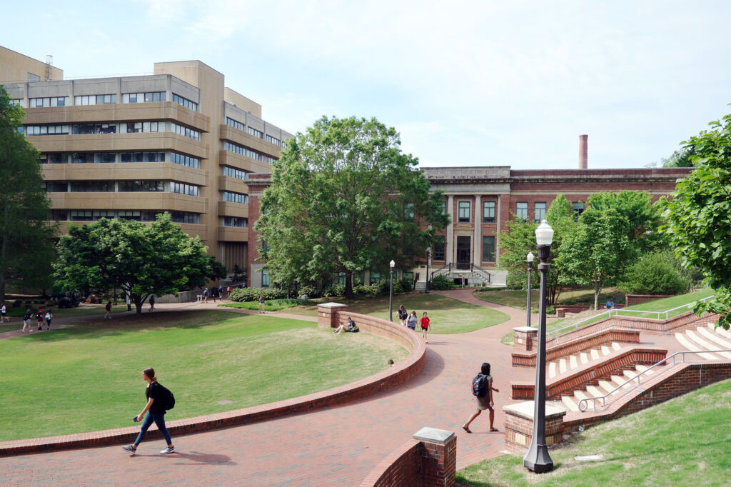 The Roadmap to A Connected Campus